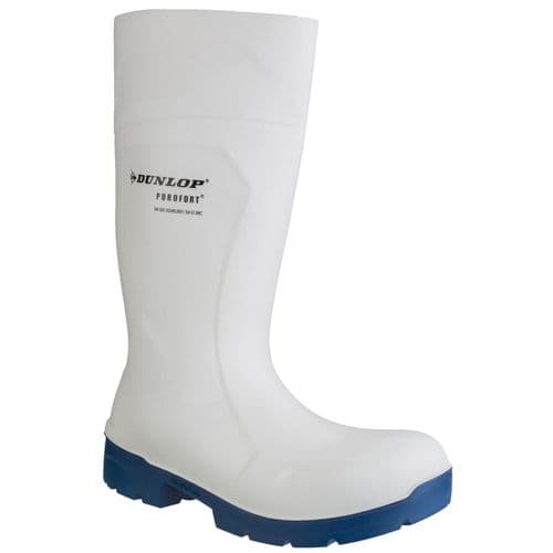 Dunlop Food Pro Safety Wellingtons White
